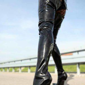 Stivali super lunghi misure 38-46